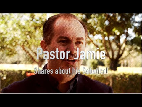 a sabbatical guide for pastors