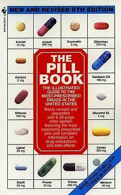 pill guide book with pictures