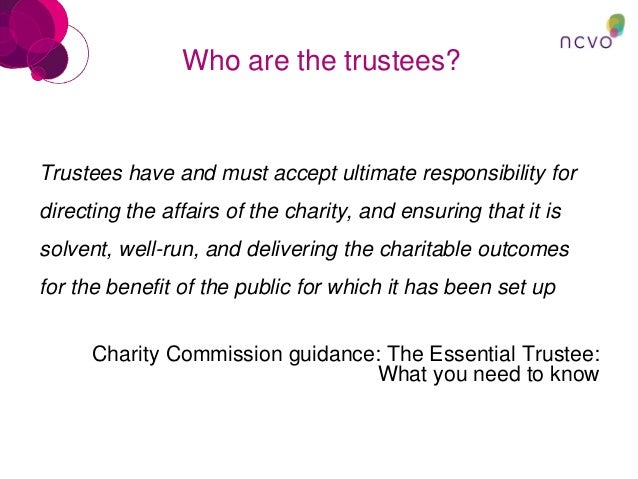 public trustee guide for beneficiaries