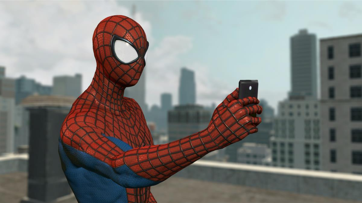 amazing spider man trophy guide