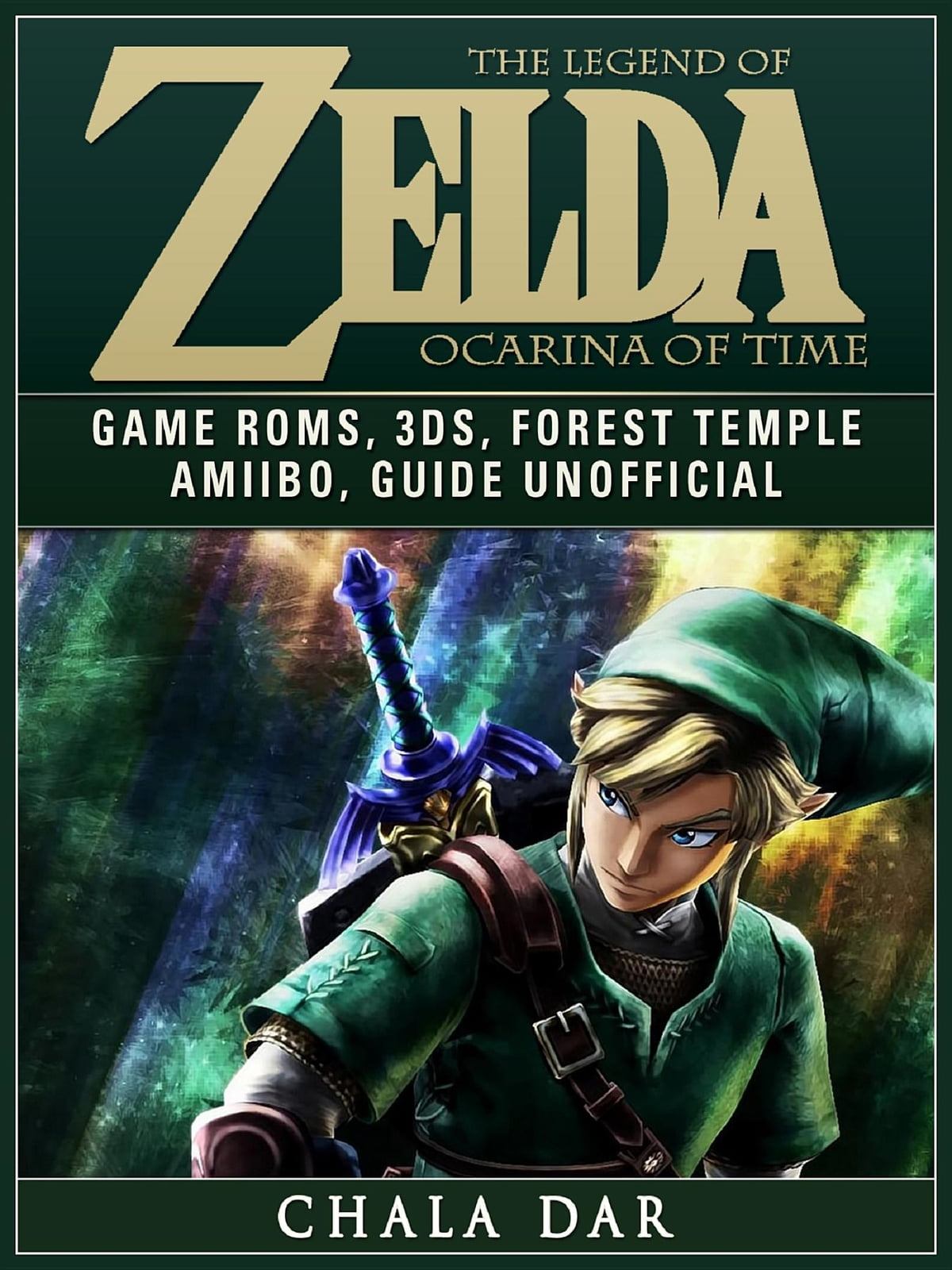 legend of zelda ocarina of time strategy guide 3ds