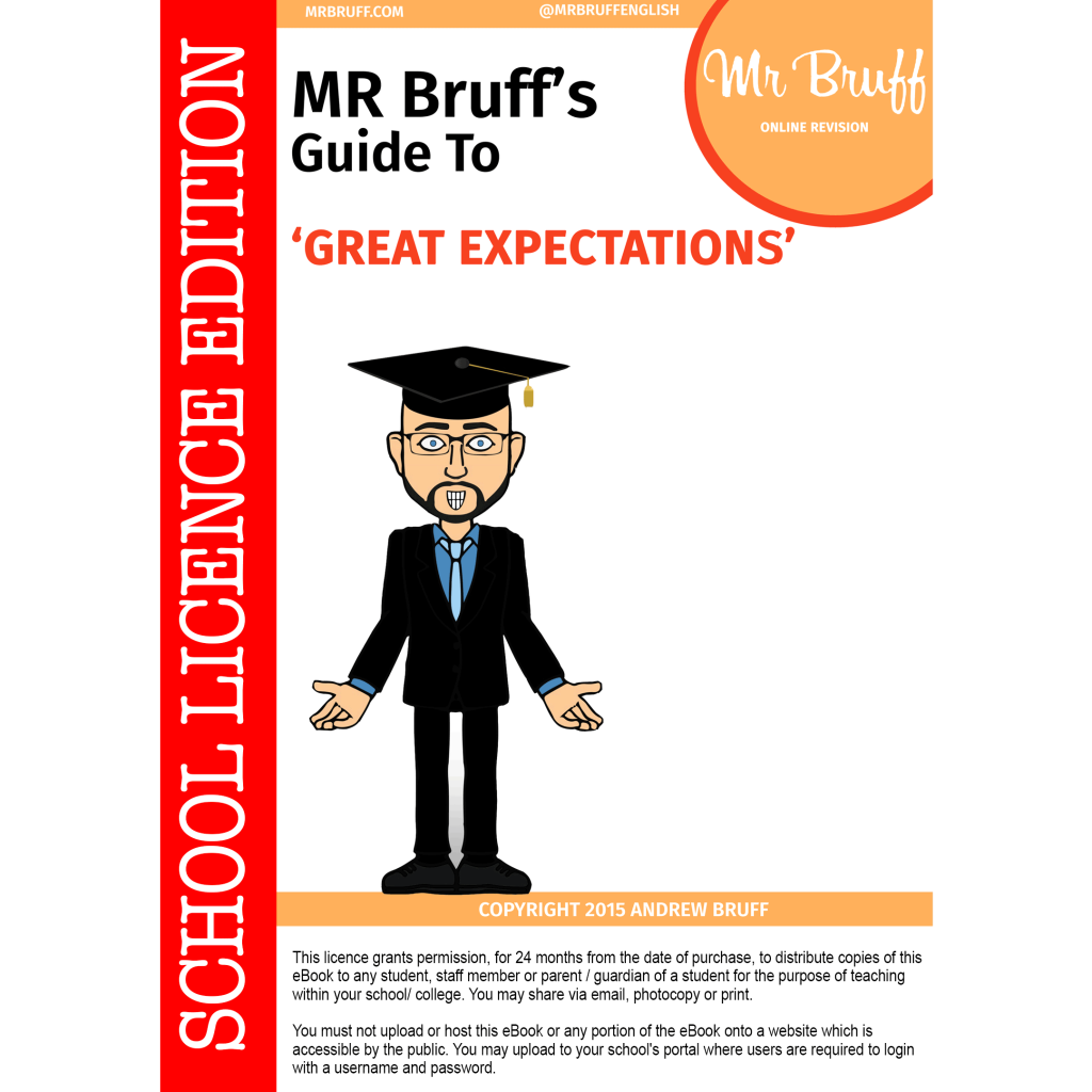 charles dickens great expectations free study guide