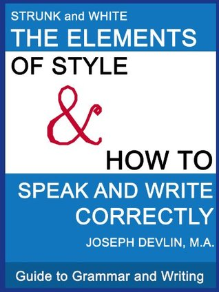guide to grammar and writing book