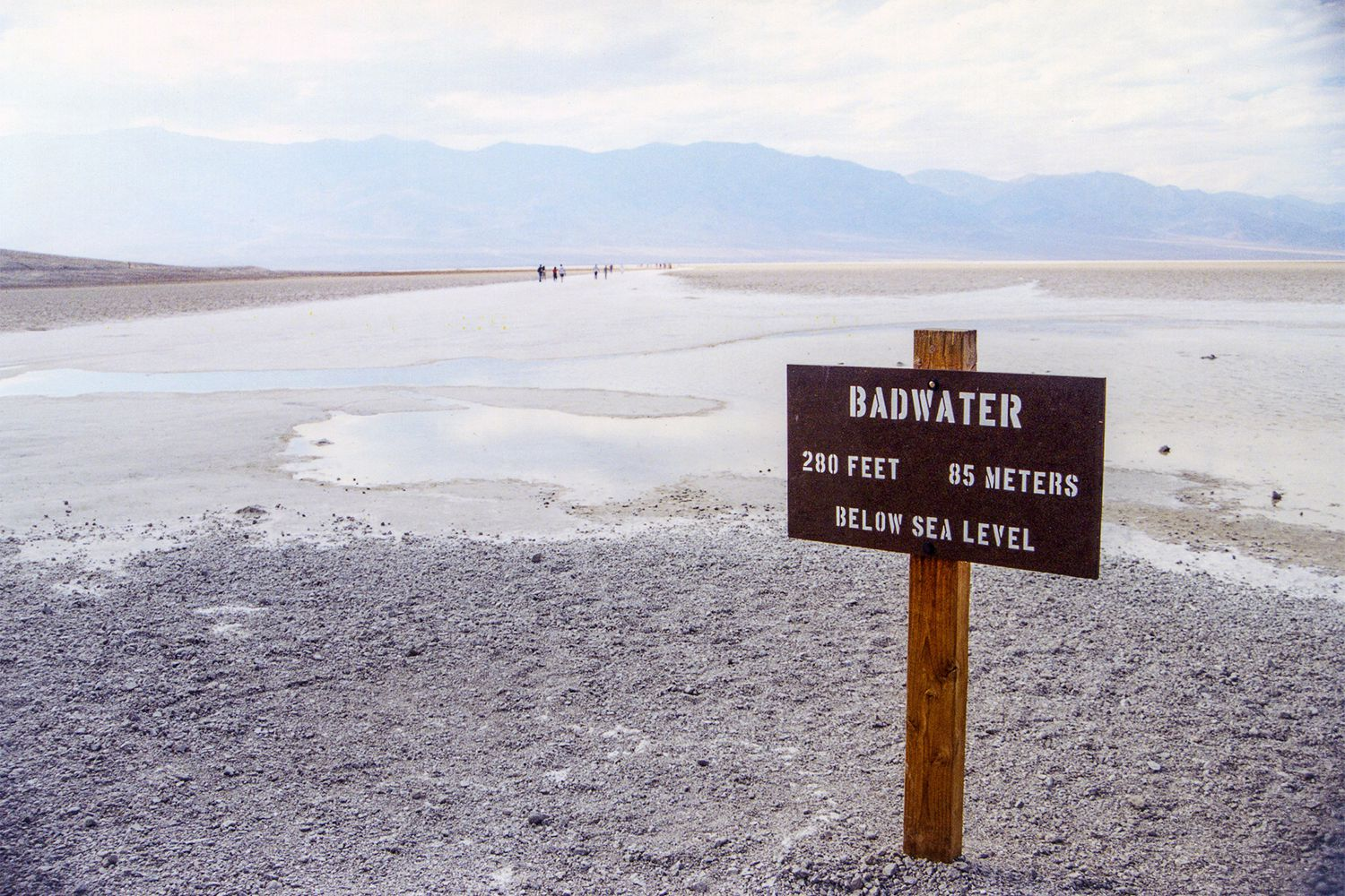 death valley where to stay rough guide