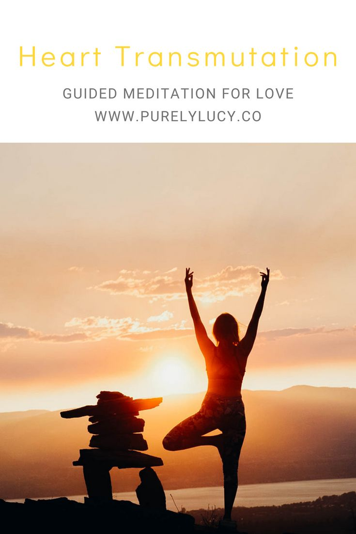 love your body meditation guided