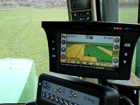 trimble ez guide 500 rtk